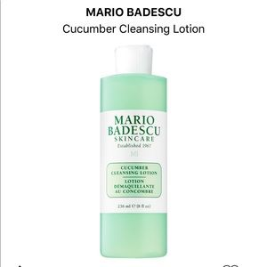 Mario Badescu Cucumber Cleansing Lotion approx 6oz
